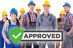 find local approved Wellers Town trades